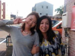 平野裕加里さんと