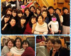豪華すぎるメンバーの新年会