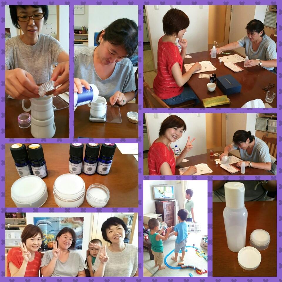 2016年8月27日虫よけジェル&ミツロウクリーム